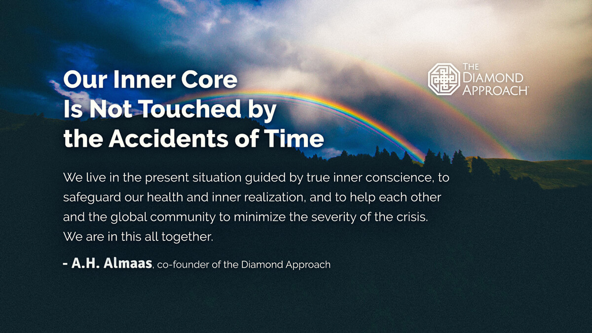 Our Inner Core is not Touched by the Accidents of Time