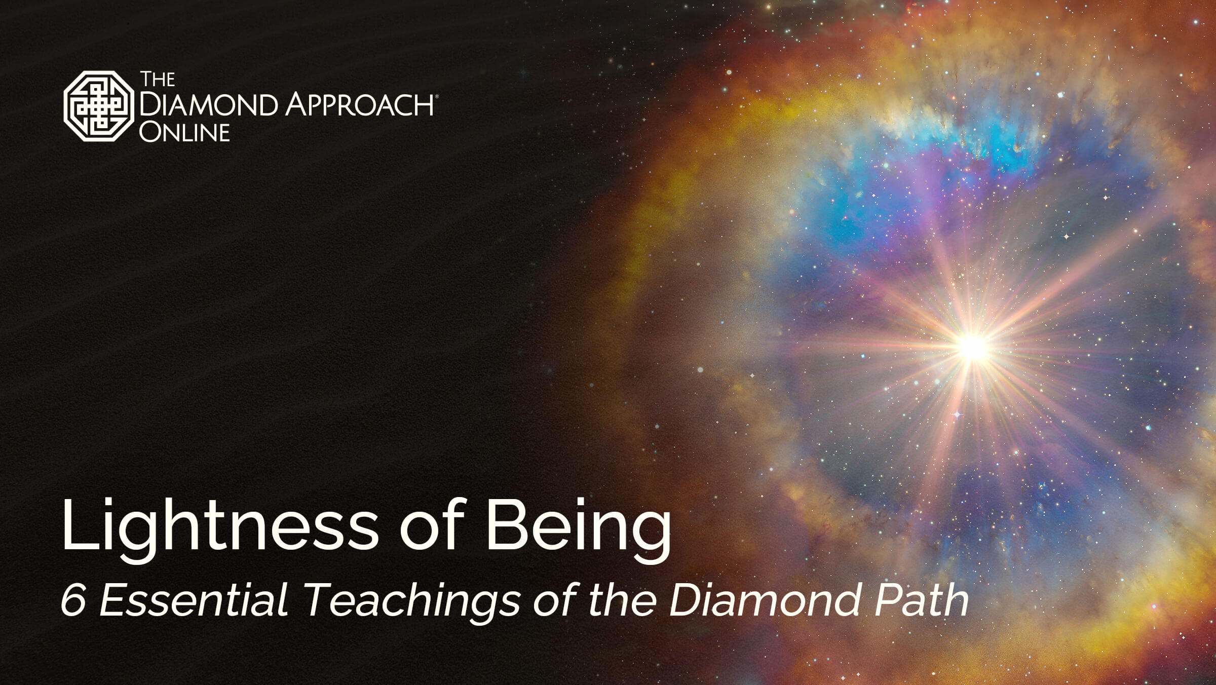 Lightness of Being: 6 Essential Teachings of the Diamond Path