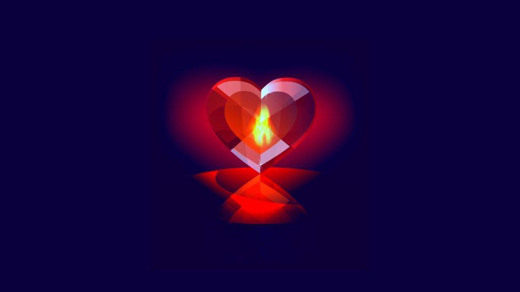 passionate heart wisdom passion