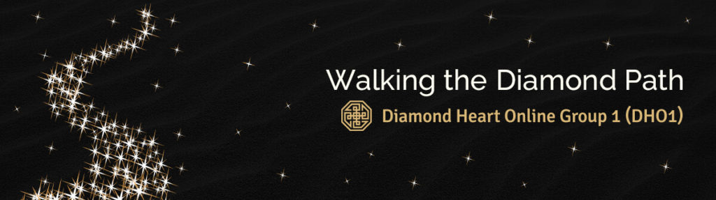 Walking the Diamond Path