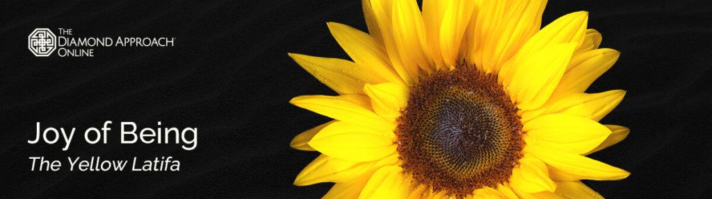 Joy of Being: The Yellow Latifa