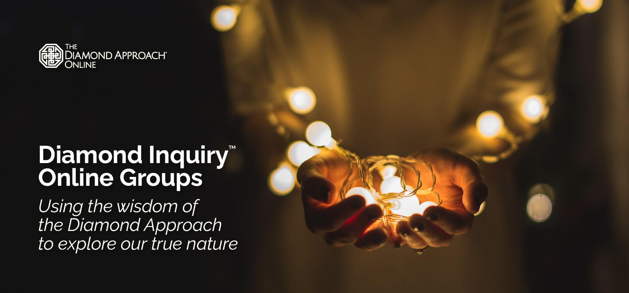 Diamond Inquiry Online Groups